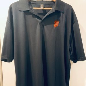 Other - NWT Men's Giants Polo, Size XL